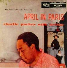 CharlieParkerAprilInParisFC