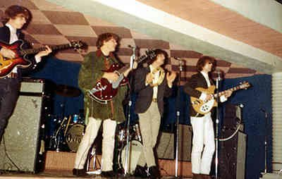 The Byrds live in Louisville, KY 1965