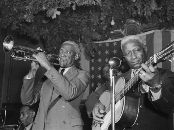 JohnsonLeadbelly