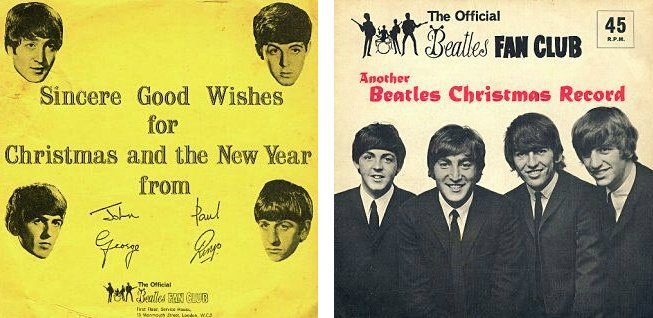 The Beatles Christmas Album.The Beatles Christmas Album Manyfantasticcolors