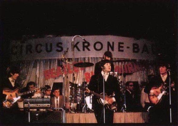 BeatlesCircusKroneMunich1966