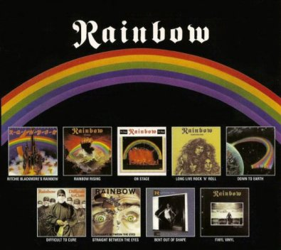 RainbowDiscography