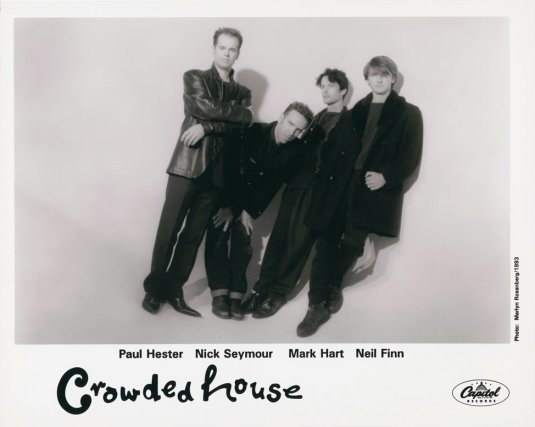 Crowded house classic masters