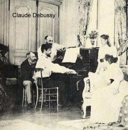 ClaudeDebussy