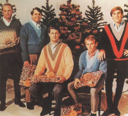 Beach Boys Christmas.Beach Boys Christmas Album 1964 Manyfantasticcolors