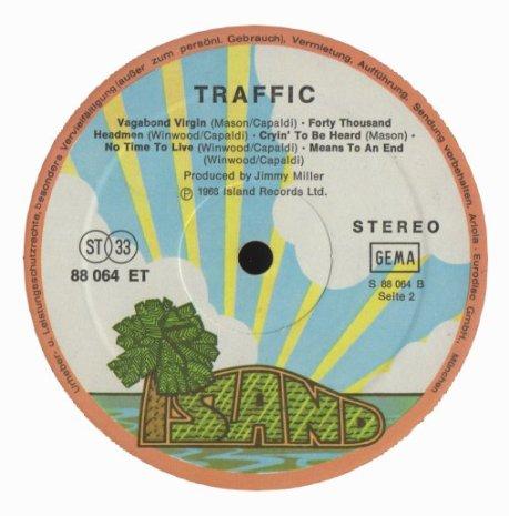 Traffic Manyfantasticcolors