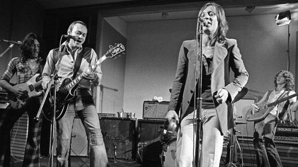 Jess Roden Band 1974