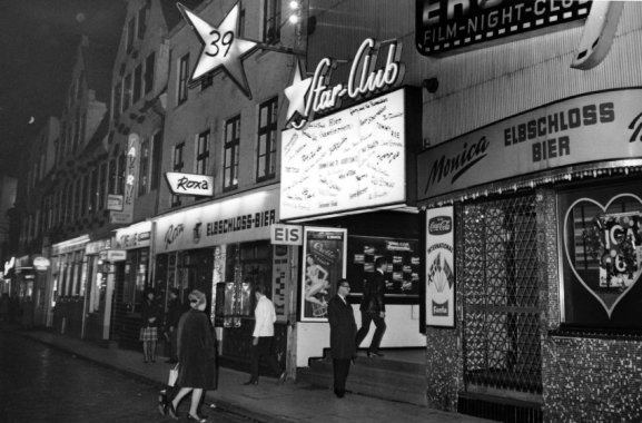 50 Jahre Star-Club in Hamburg Der Star-Club