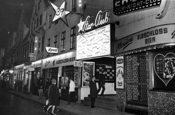 50 Jahre Star-Club in Hamburg Der Star-Club
