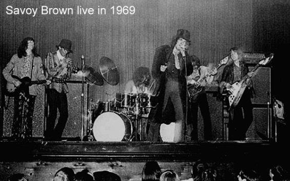 Savoy Brown Live 1969