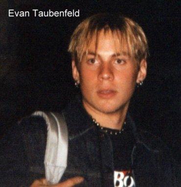 Evan Taubenfeld