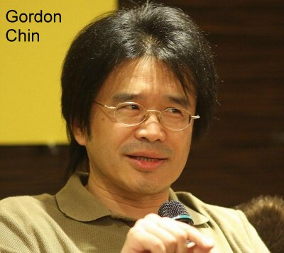 Gordon Chin