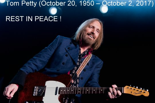 Tom Petty And The Heartbreakers Performs At The Forum