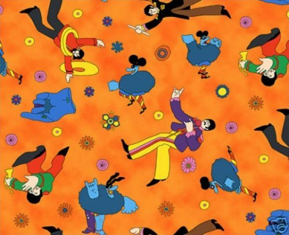 The Beatles – Yellow Submarine (1969) | ManyFantasticColors