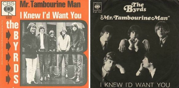The Byrds – Mr  Tambourine Man (1965) | ManyFantasticColors
