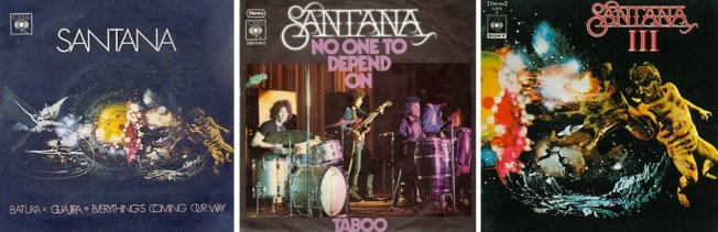 Santana | ManyFantasticColors