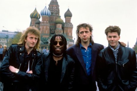 Music - Big Country - Moscow, USSR