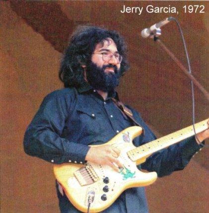 Jerry Garcia 1972