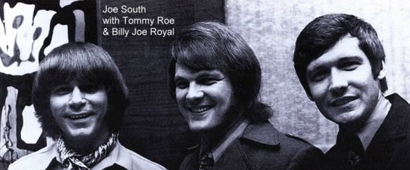 Photo of Joe SOUTH and Tommy ROE and Billy Joe ROYAL
