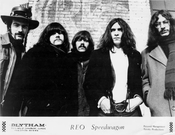 REOSpeedwagon - 1971