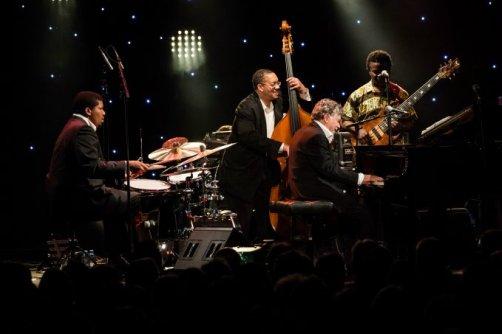 Monty Alexander at the 50th Montreux Jazz Festival, (c)2016 FFJM - Marc Ducrest