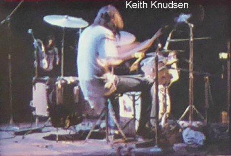 Keith Knudsen