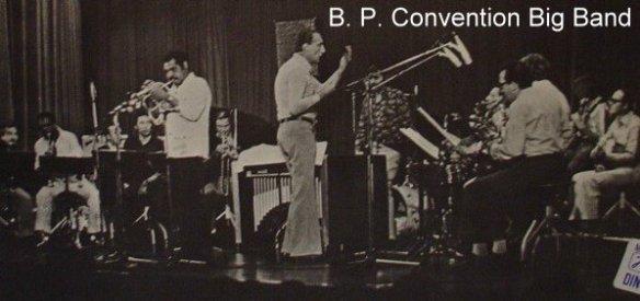 B. P. Convention Big BandA