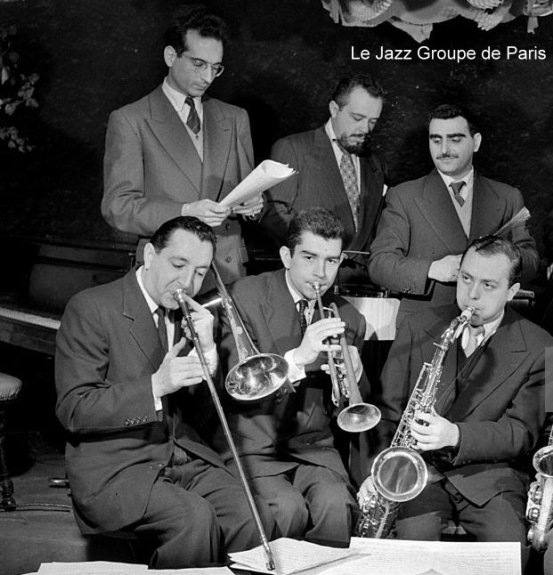 Le Jazz Groupe de Paris1