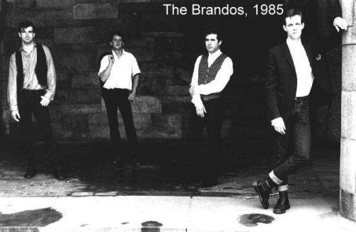 The Brandos, 1985A
