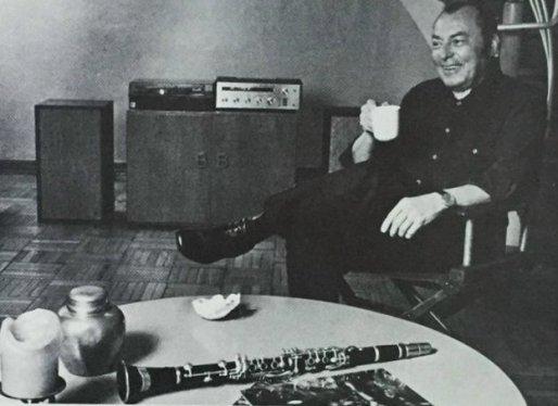 Woody Herman 1971