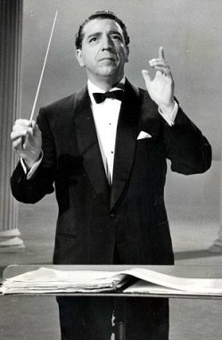 Orchestra Leader and Composer MANTOVANI