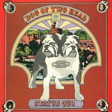 1971 Dog Of Two Head - Status Quo (L.P Francia Pye Records SLDPY 818)