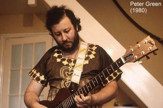 Peter Green - 1980, Peter Green - 1980 (Photo by Brian Rasic/Getty Images)