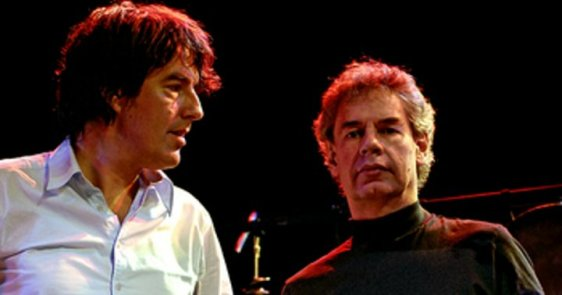 Bill Bruford & Michiel Borstlap01