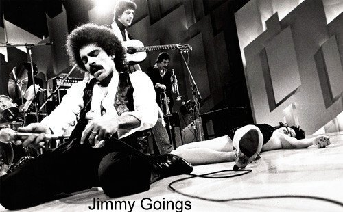 Jimmy Goings