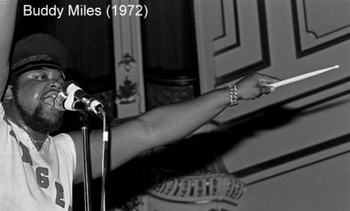 Buddy Miles (1972)