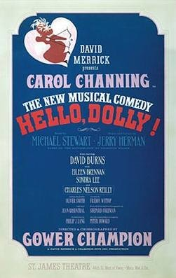 1964 Broadway poster
