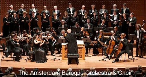The Amsterdam Baroque Orchestra & Choir