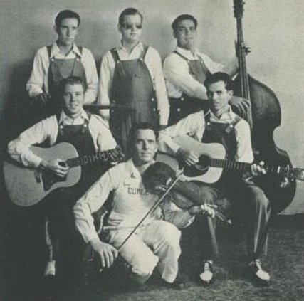Curley Williams & The Georgia Peach Pickers