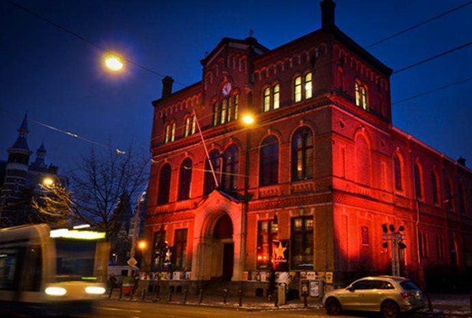 Paradiso World Aids Night, Amsterdam