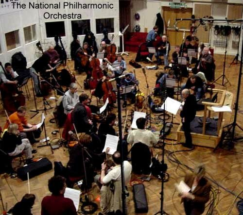 The National Philharmonic Orchestra