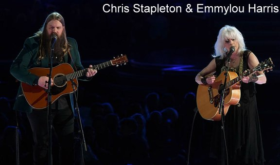 Chris Stapleton & Emmylou Harris