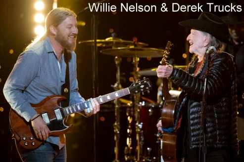 Willie Nelson & Derek Trucks
