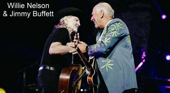Willie Nelson & Jimmy Buffett