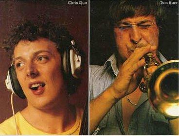 Chris Qua & Tom Hare