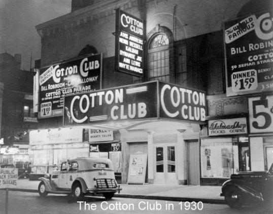 CottonClub1930
