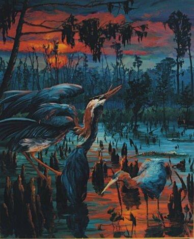 The Swamp (Melissa Miller, 1983)
