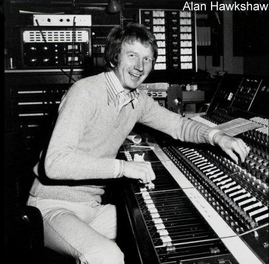 Alan Hawkshaw