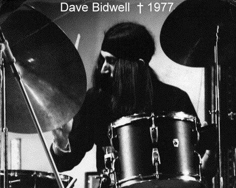 Dave Bidwell